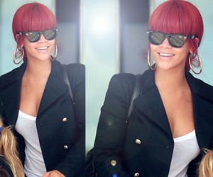 rihanna and hair image