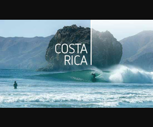 costa, paradise, and rica image