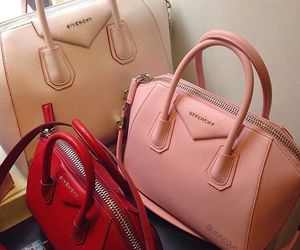 bag, Givenchy, and pink image