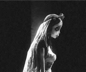corpse bride, movie, and el cadaver de la novia image