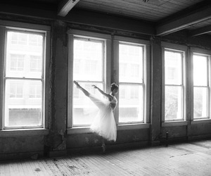 ballet, model, and photography image