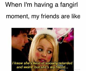 fandoms, fangirl, and fangirling image