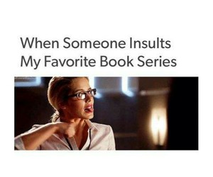 books, fandoms, and fangirl image
