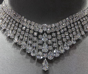 fashion, diamond, and luxury image