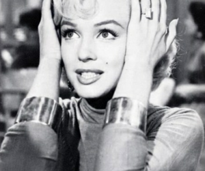 film, marilynmonroe, and oldhollywood image