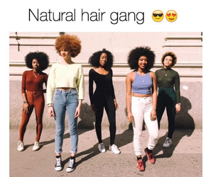 girl, hair, and squad image