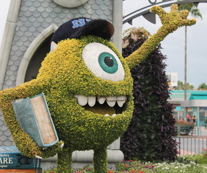 cool, monster, and disney image