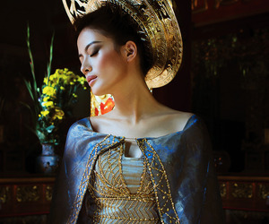 fantasy, fashion, and medieval image