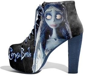 corpse bride, jeffrey campbell, and lita image