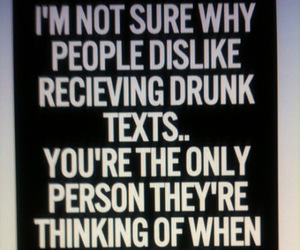 drunk, text, and quote image