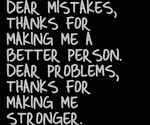 mistakes, quotes, and problems image