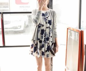 fashion, korean fashion, and kfashion image