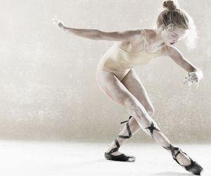 ballet, model, and models image