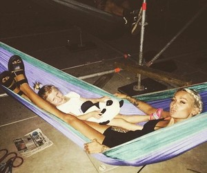 lou teasdale and lux atkin image