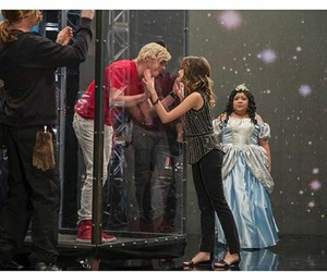 ross lynch, austin and ally, and raura image