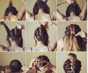 hairstyles, tutorials, and step by step image