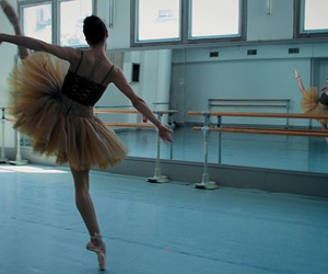 ballet, dance, and music image