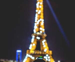 paris and lights image