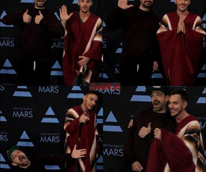 30 seconds to mars, shannon leto, and tomo milicevic image