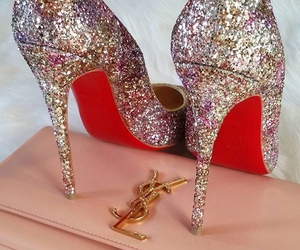 designer, louboutins, and christian louboutins image