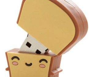 cute, usb, and kawaii image
