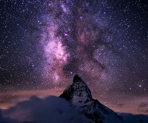 galaxy, milkyway, and night image