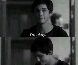 alone, black, and cry image