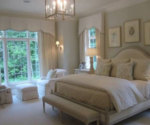 bedroom, decor, and dream house image