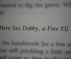 harry potter, dobby, and elf image