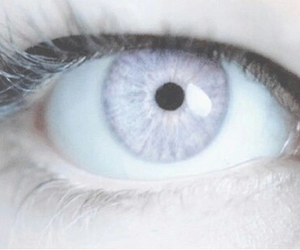 eye, pale, and pretty image
