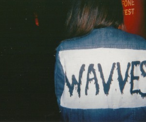 grunge, wavves, and hipster image