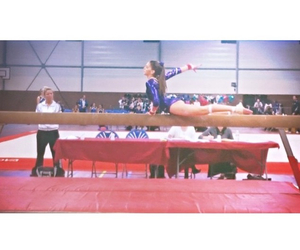 gymnastics and balancebeam image