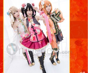 cheap cosplay costume, love live cosplay, and best anime cosplay image