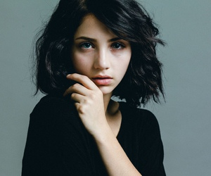 model, emily rudd, and beauty image