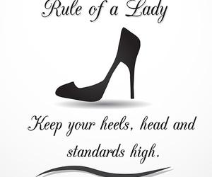 attitude, high, and ladies image