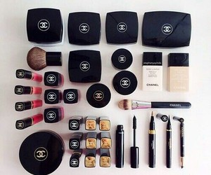 chanel, beauty, and make up image
