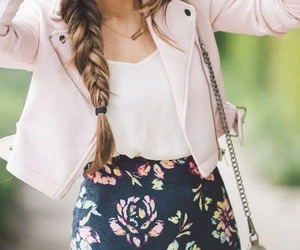 brown, outfit, and fashion image