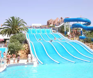 summer, water, and fun image