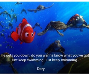 disney, dory, and finding nemo image