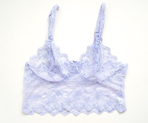 bra, bralette, and lace image