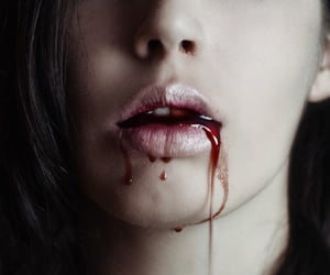 blood and vampire image