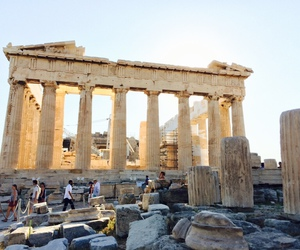 ancient, Athens, and Greece image