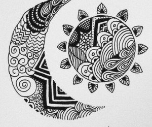 doodles and mandala image