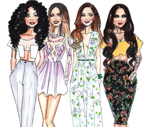 little mix, girls, and jade image