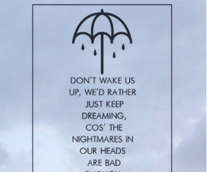 bmth, Lyrics, and bring me the horizon image
