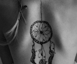 girl, tattoo, and tetovalas image