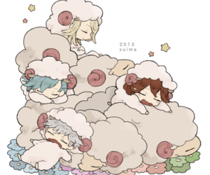 camus, あ, and uta no prince-sama image