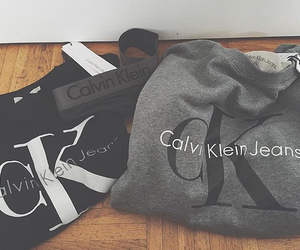 Calvin Klein, CK, and clothes image