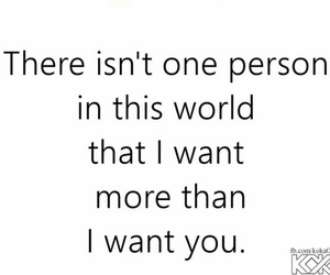 crush, i want you, and quotes image
