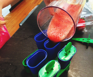 diy, frozen, and popsicles image